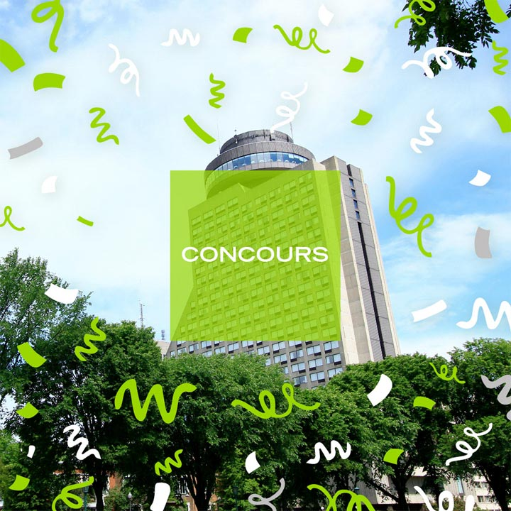 The Concorde launches a big contest for its 5th year anniversary!